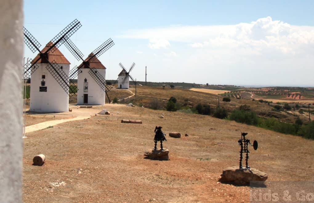 Kastylia La Mancha zwiedzanie