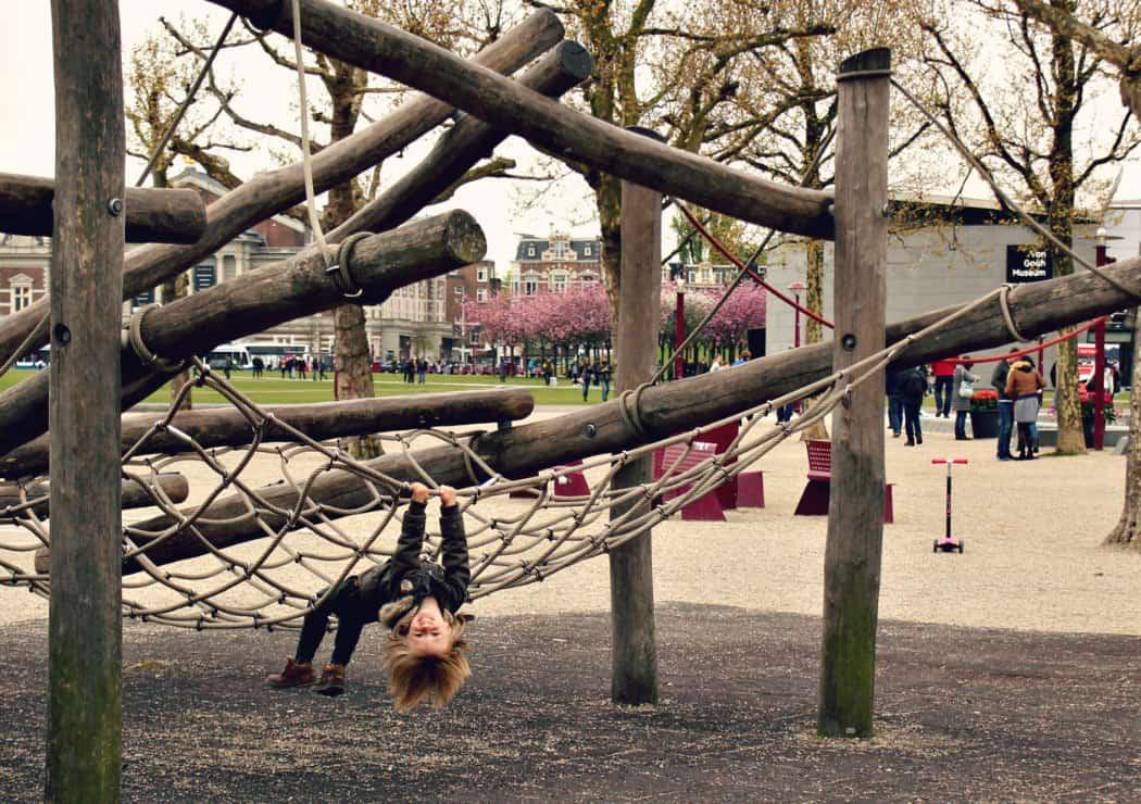 weekend z dzieckiem w Amsterdamie