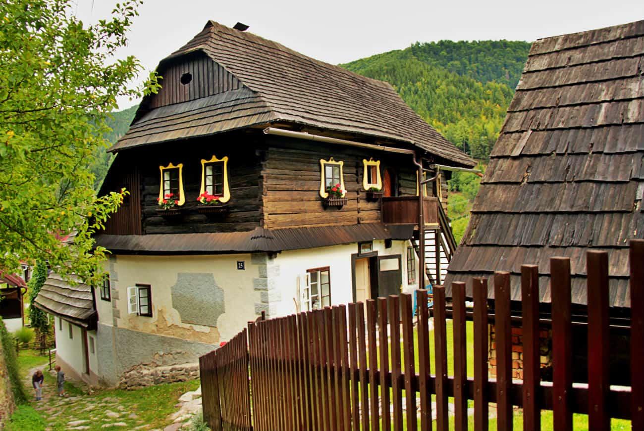 Słowacja z dzieckiem