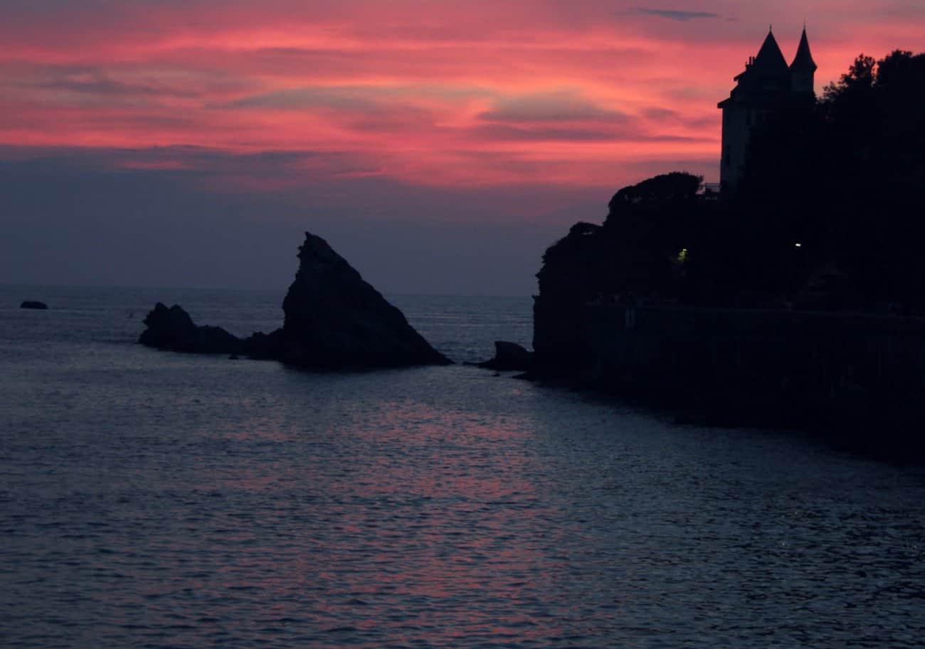 zwiedzanie Biarritz