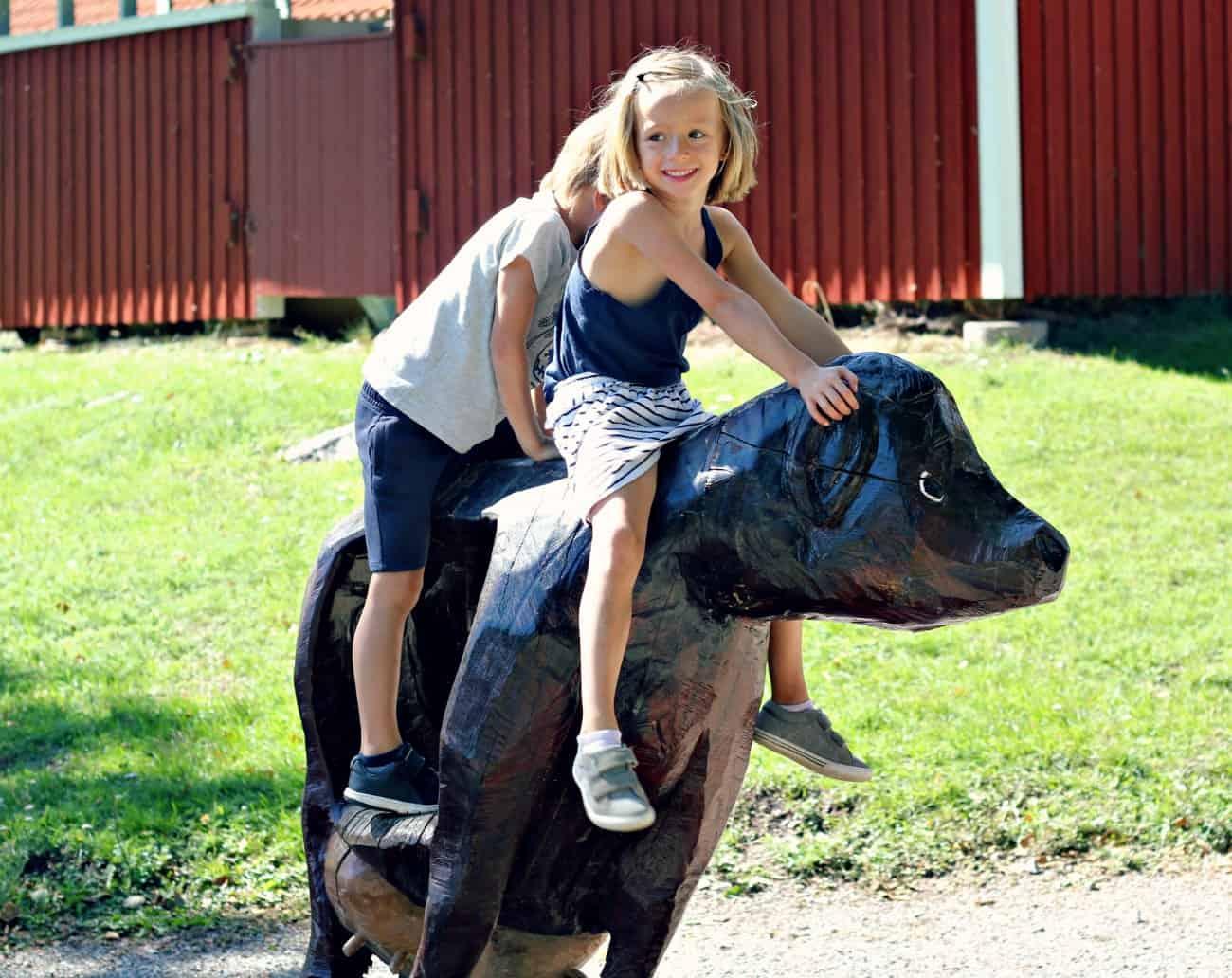 Szwecja z dzieckiem